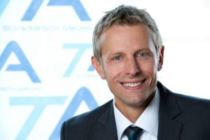 Foto von Michael Nanz, dem Geschäftsführer der Technischen Akademie für berufliche Bildung Schwäbisch Gmünd e.V. (TA) (Quelle: TA Schwäbisch Gmünd)