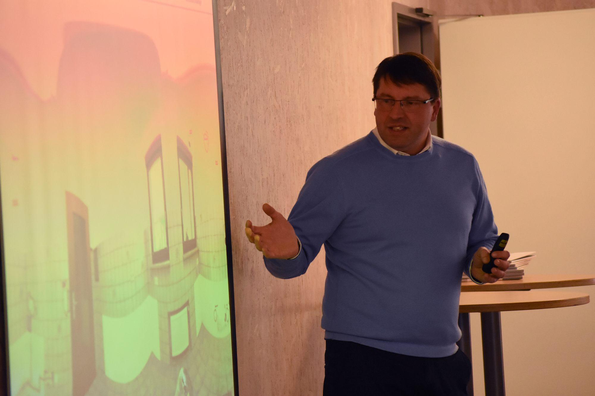 Der Workshop Digitales Aufmaß und