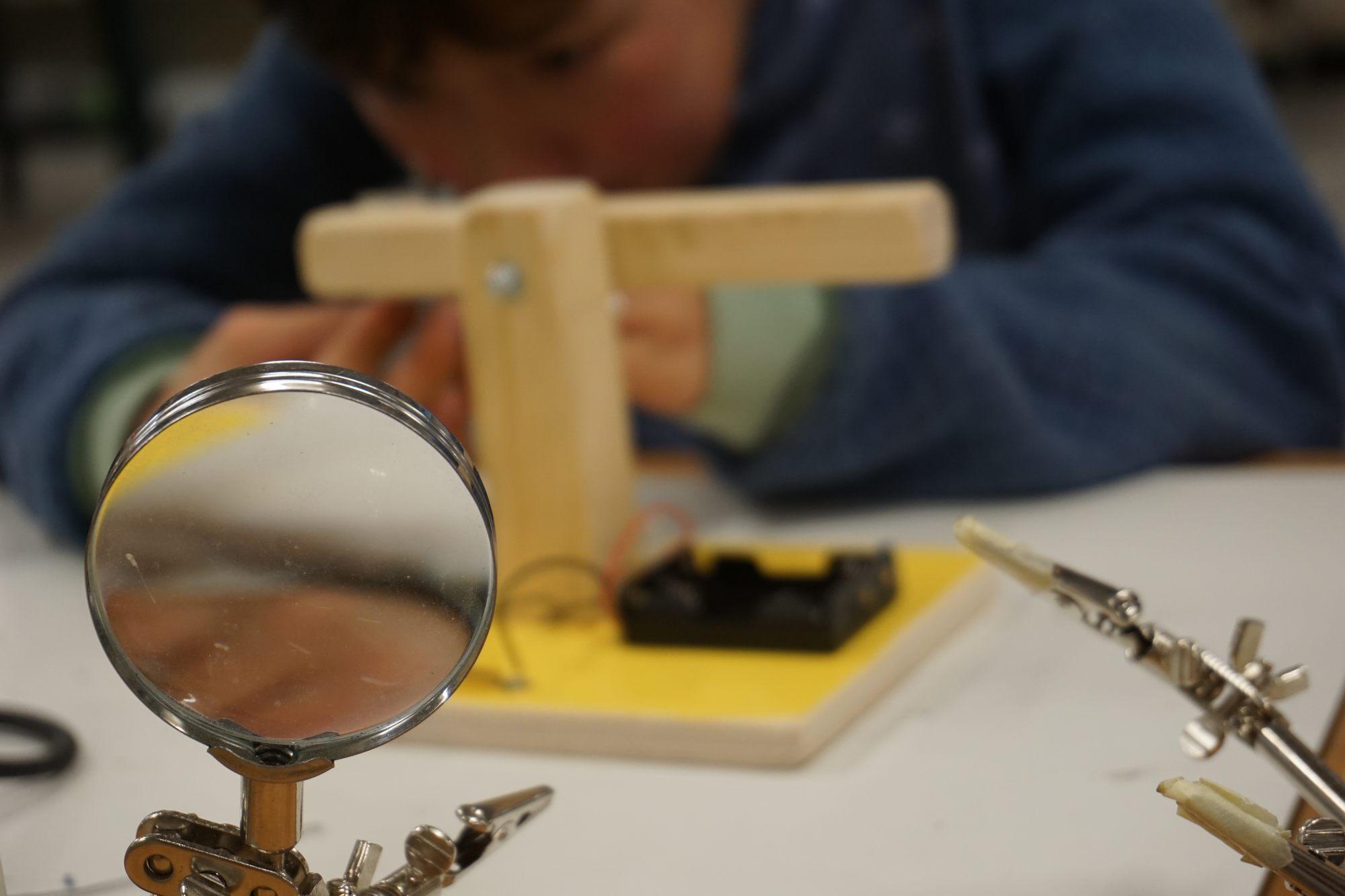 Kinder konstruieren