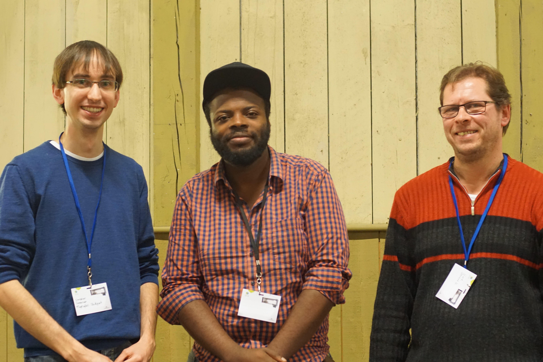 Foto vom Makeathon (Quelle: Projekt Popup Labor BW)