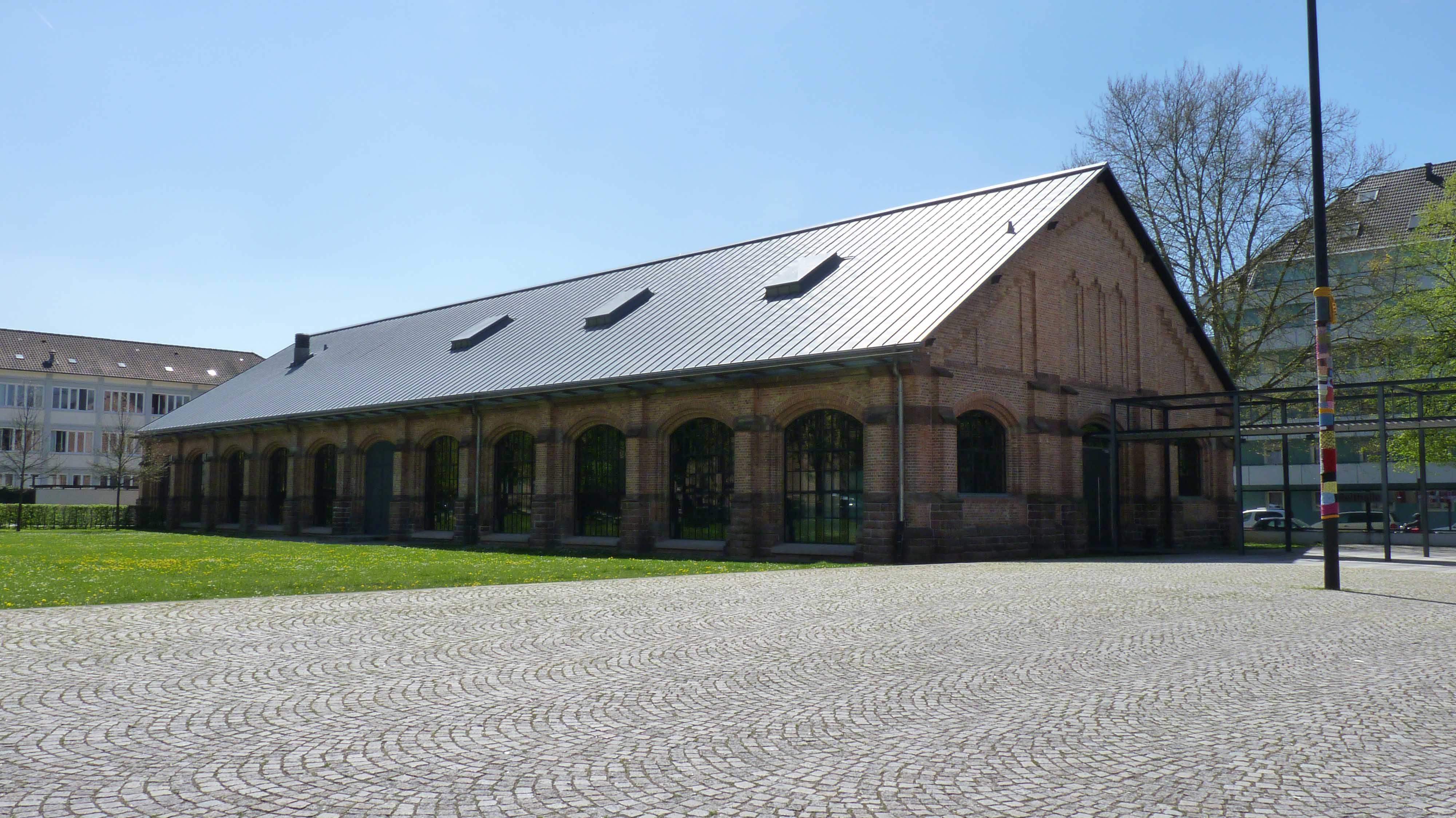 Foto von Reithalle Offenburg (Bildquelle: Kulturbüro Offenburg)