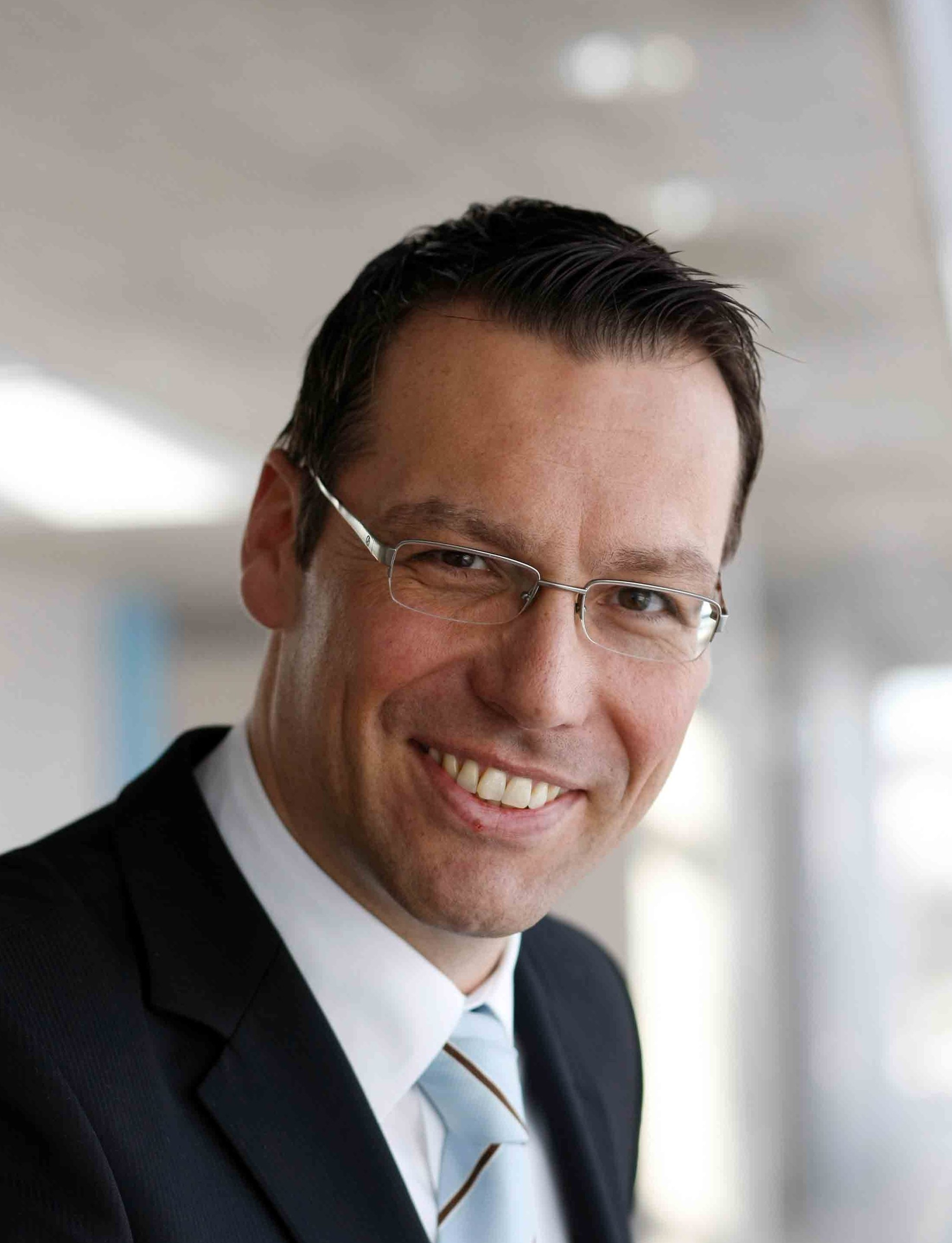Foto von Prof. Dr.-Ing. Marc Rüger (Bildquelle: IAO)