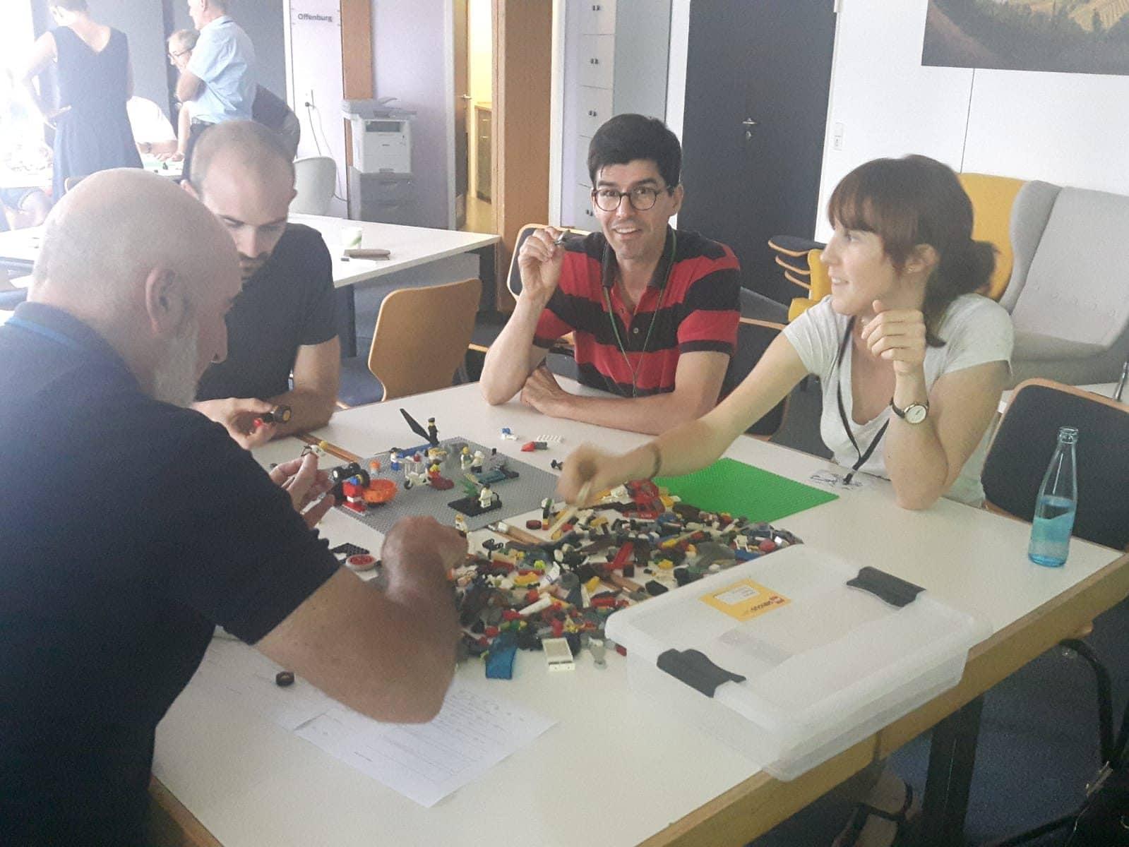 Foto vom Workshop Bildung 4.0 für Arbeit 4.0
