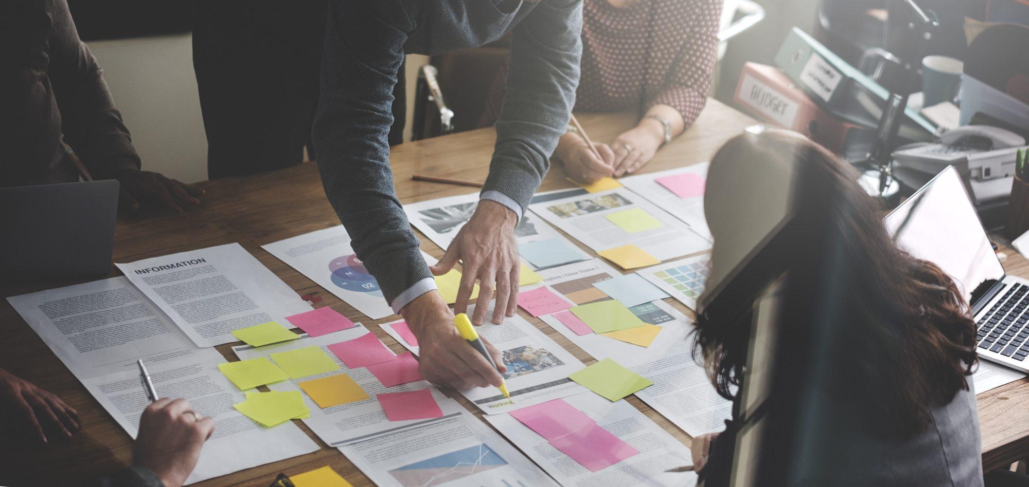 Foto von Business People Planning (Bildquelle: © Rawpixel - Fotolia)