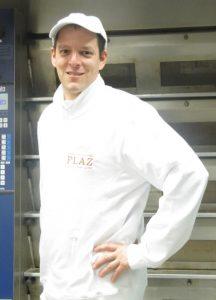 Foto von Tobias Plaz (Bildquelle: Bäckerei Plaz in Eutingen)