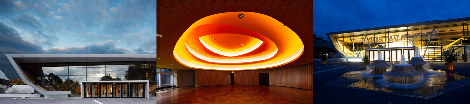 Fotoimpressionen von Balinger Stadthalle (Bildquelle: Stadthalle Balingen / Stadt Balingen)
