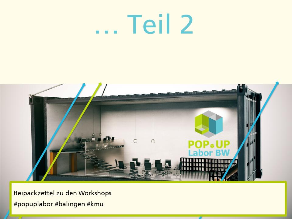 Popup3 Beipackzettel Teil 2 Coverbild