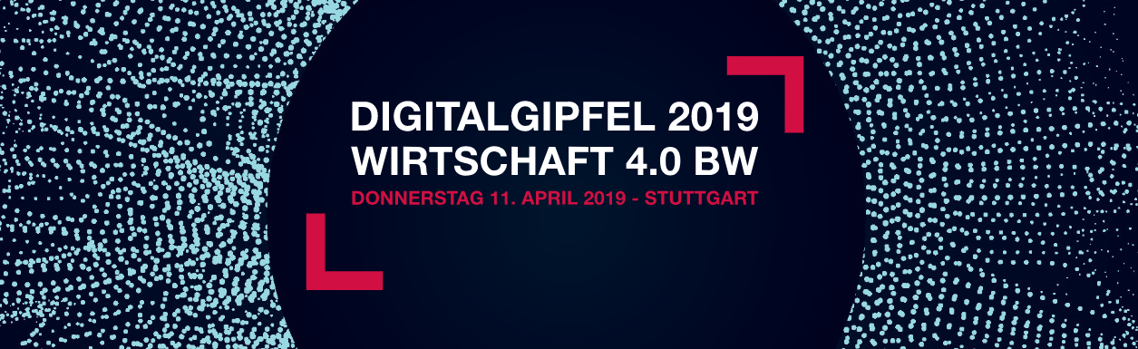 Keyvisual von Digitalgipfel 2019 (Bildquelle: https://digitalgipfel-bw.de)