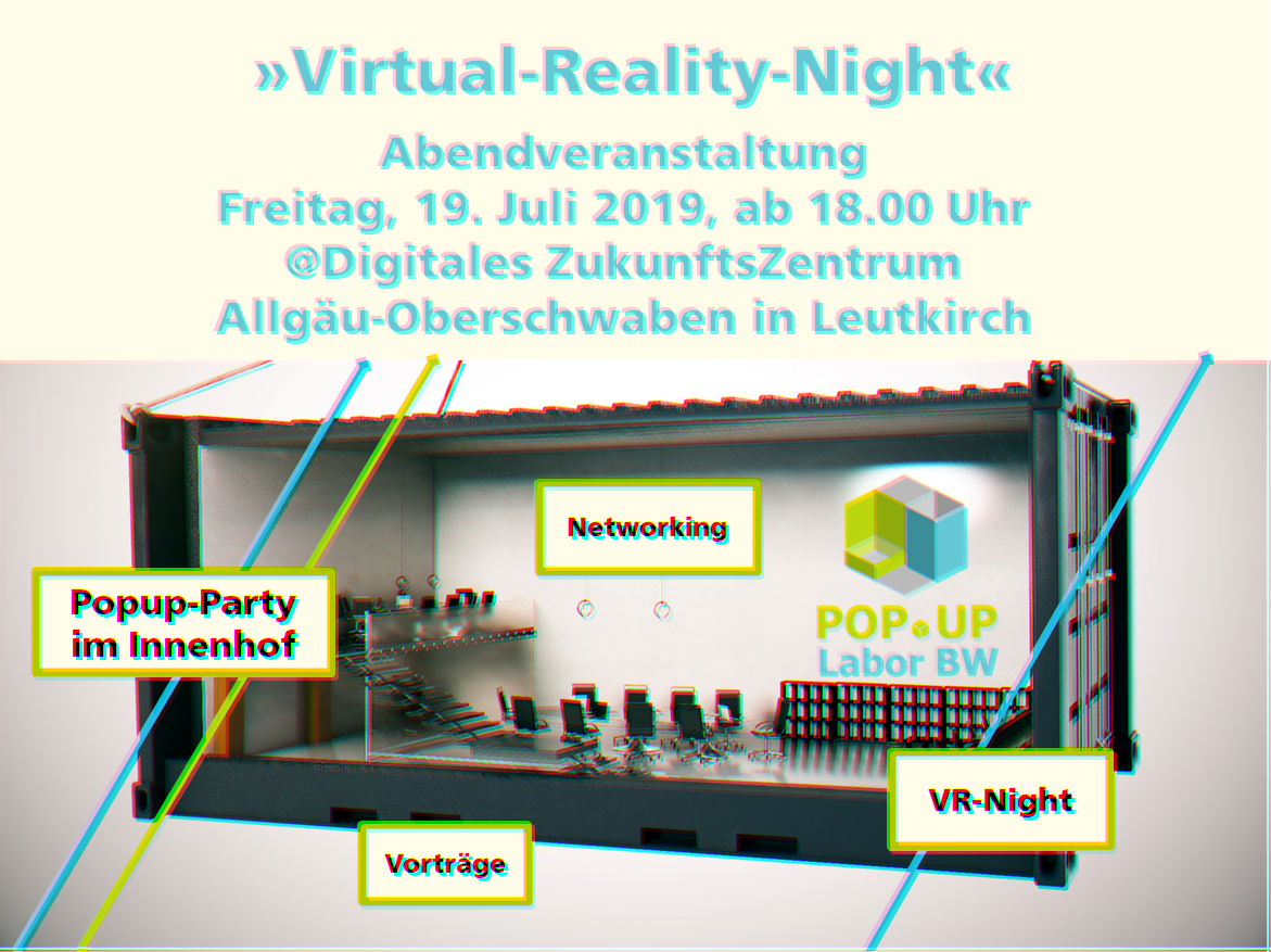 Beipackzettel VR Night
