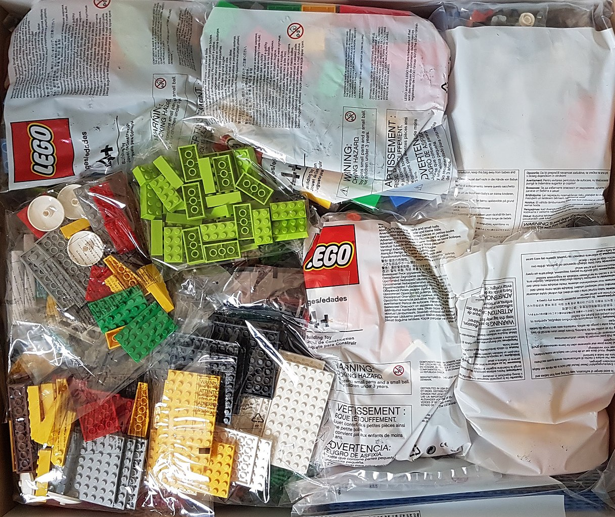 Foto von LEGO Serious Play Originalverpackung (Bildquelle: Koepernick [CC BY-SA 4.0 (https://creativecommons.org/licenses/by-sa/4.0)])