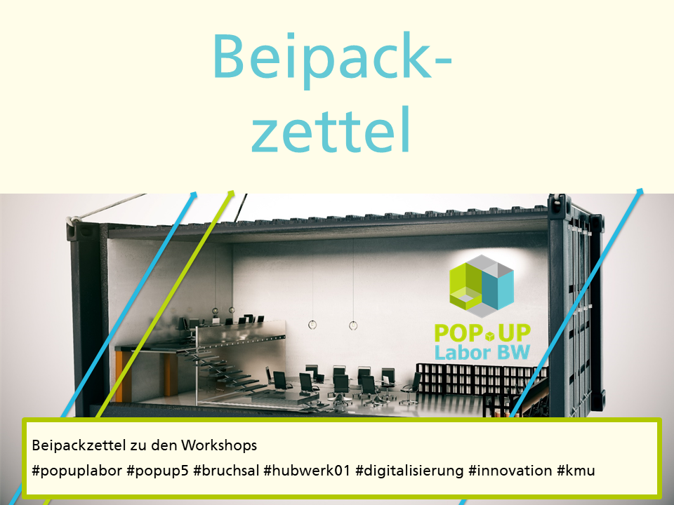 Popup5 Beipackzettel Coverbild