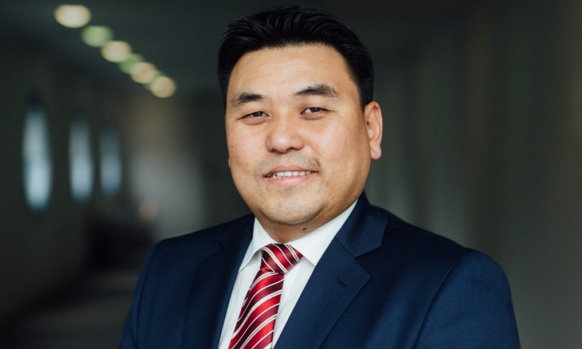 Portrait Herr Prof. Kim (Bildquelle: DHBW)