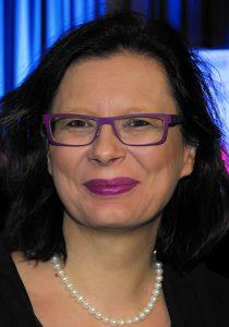 Portrait von Ellen Braun (Bildquelle: privat)