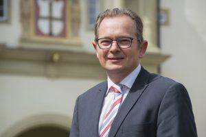 Portrait von Prof. Dr. Enrico Purle (Bildquelle: DHBW)