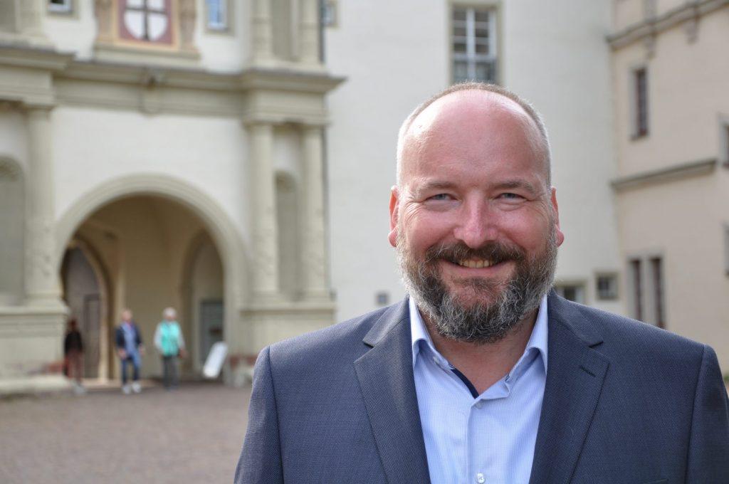 Portrait von Prof. Dr. Rainer Jochum (Bildquelle: DHBW)