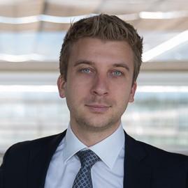 Portrait Carsten Schmidt (Bildquelle: Fraunhofer IAO)