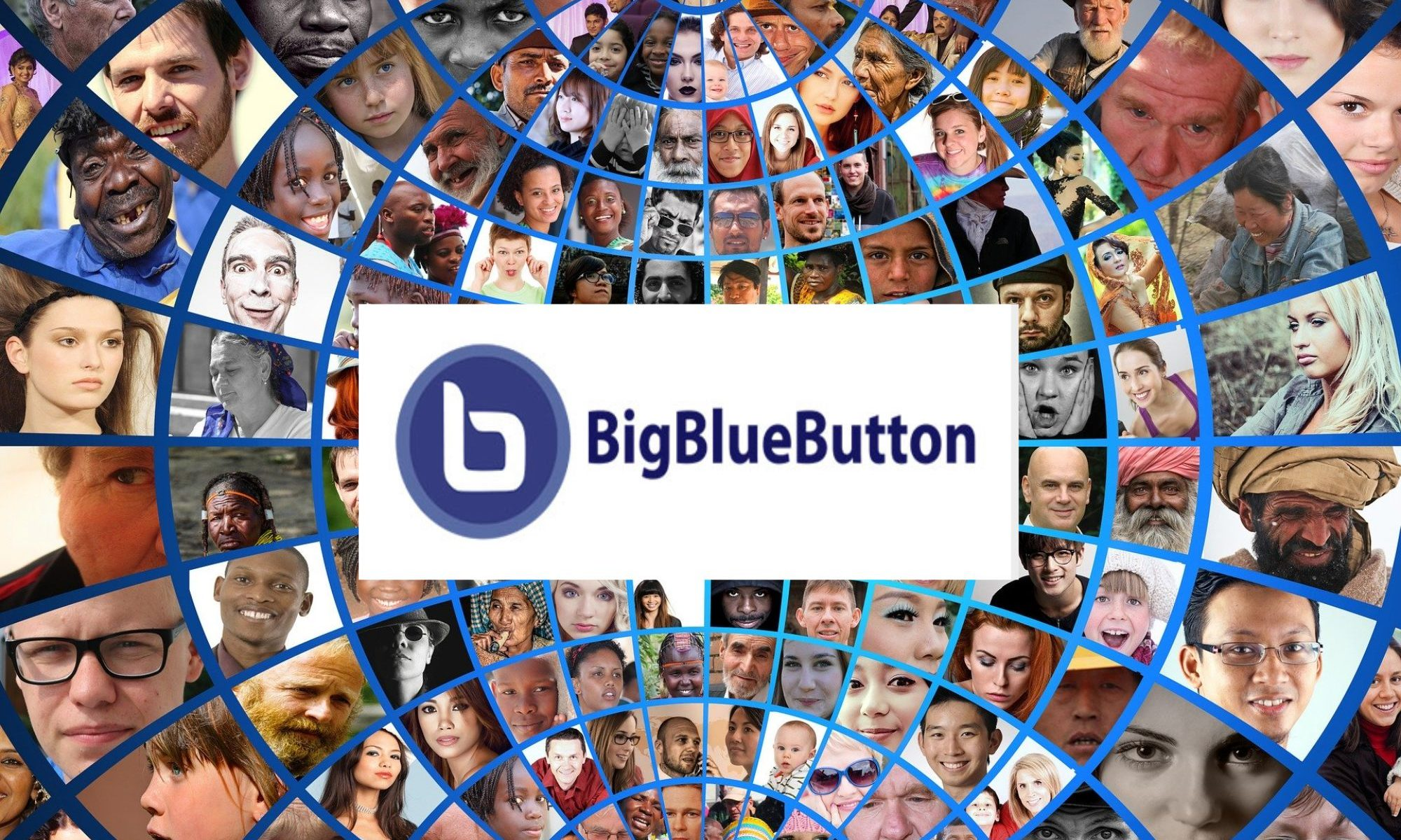 photomontage-1514218 (Bildquelle: Pixabay) mit BigBlueButton Logo