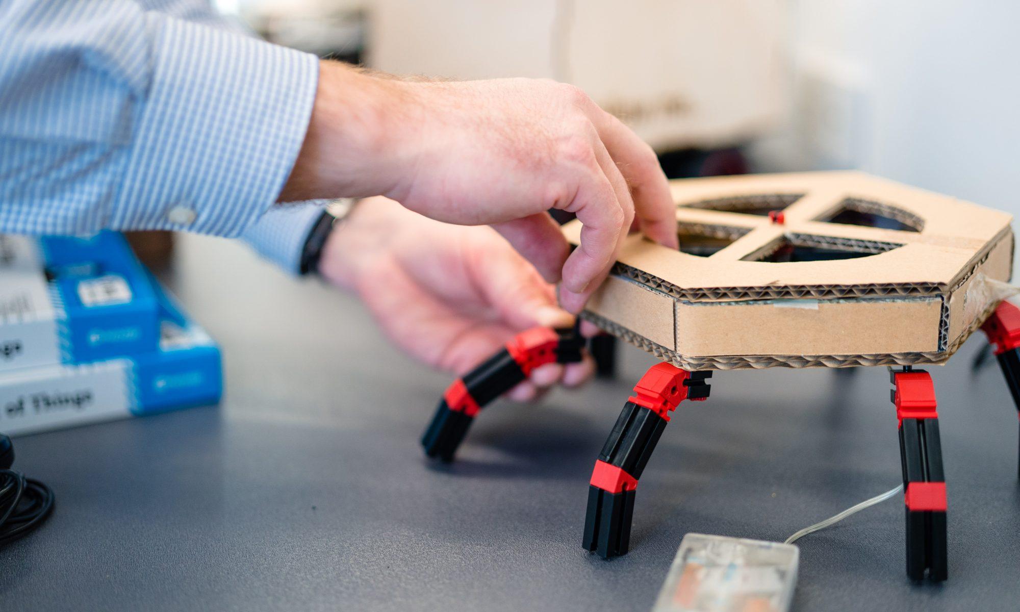 Keyvisual des 5G-Workshops (Bildquelle: Fraunhofer IAO)
